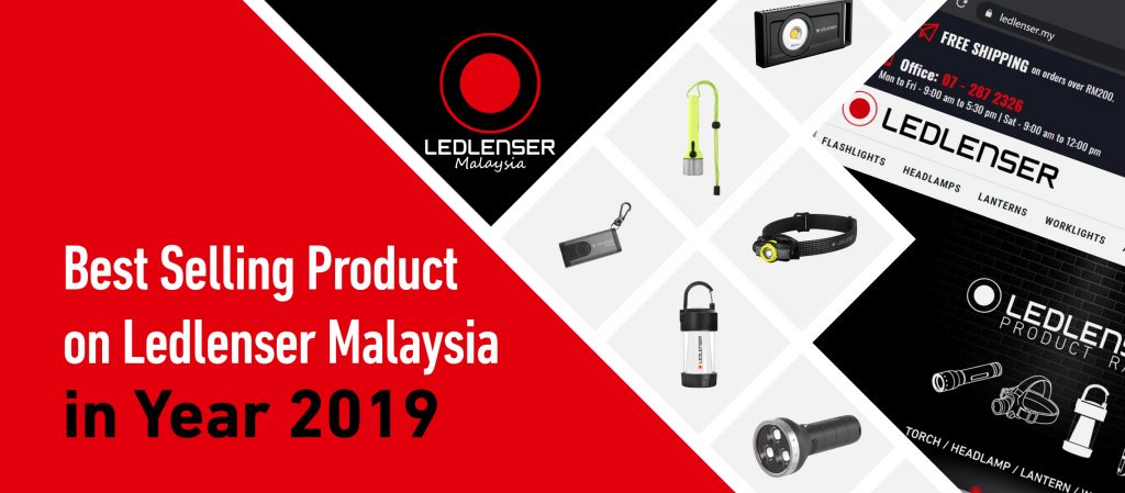 Best Selling Product - Ledlenser Malaysia